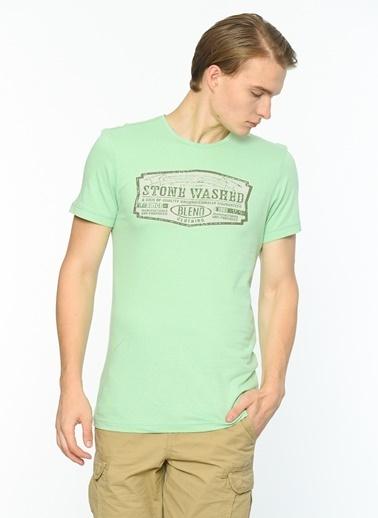 Blend Tişört Yeşil